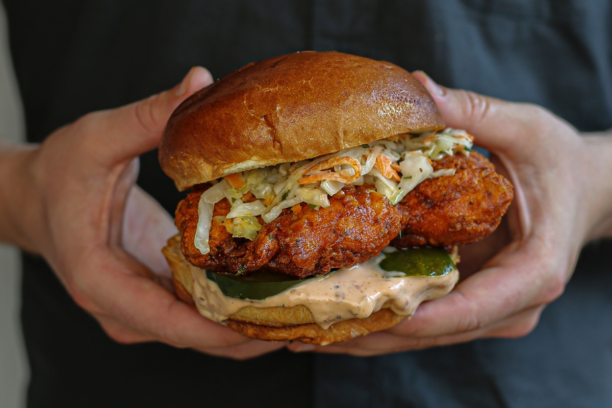The Budlong Chicken Sandwich
