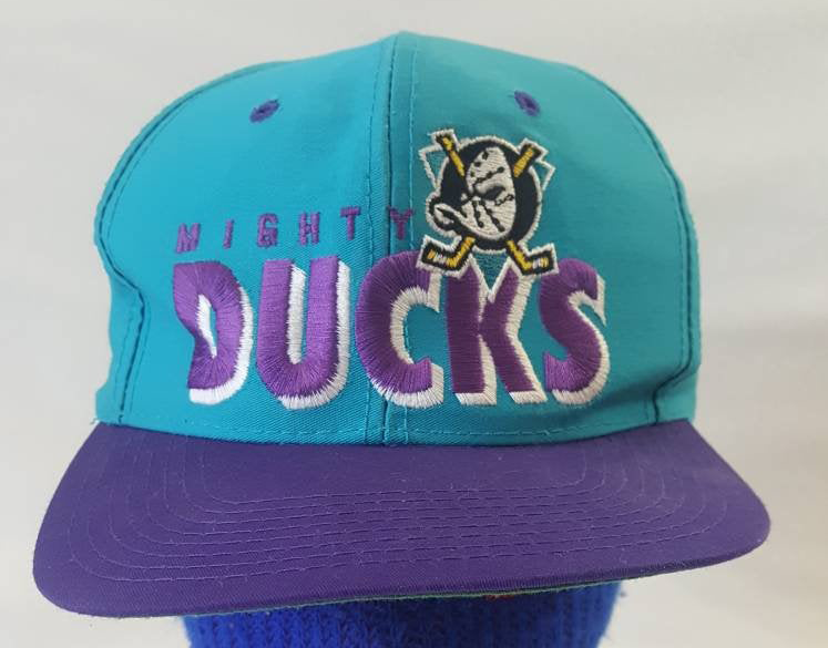 retro vintage dope mighty ducks