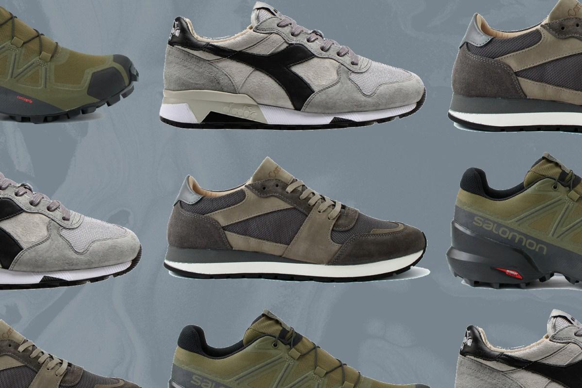 Best Fall Sneakers for Men