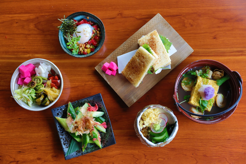 Food at Hannyatou