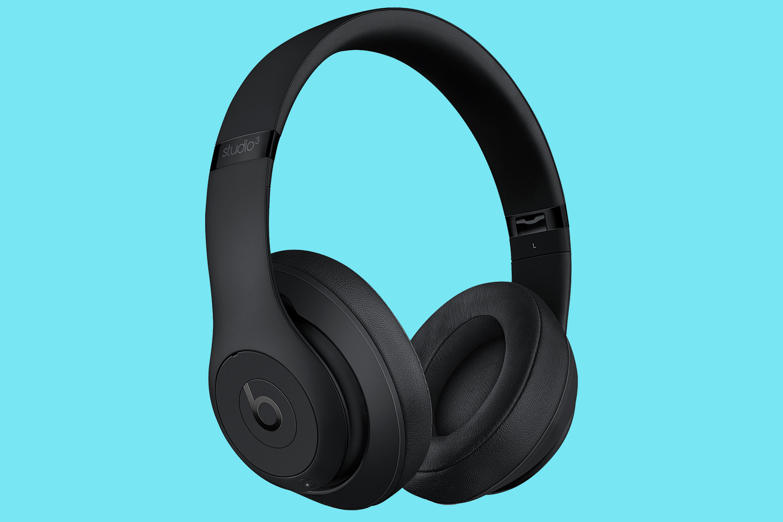 Beats Studio 3 Wireless Over-Ear Noise-Canceling Headphones
