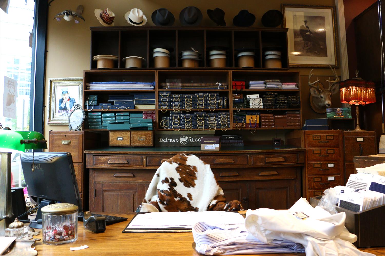 Heimie's Haberdashery Menswear Store in St. Paul, Minnesota