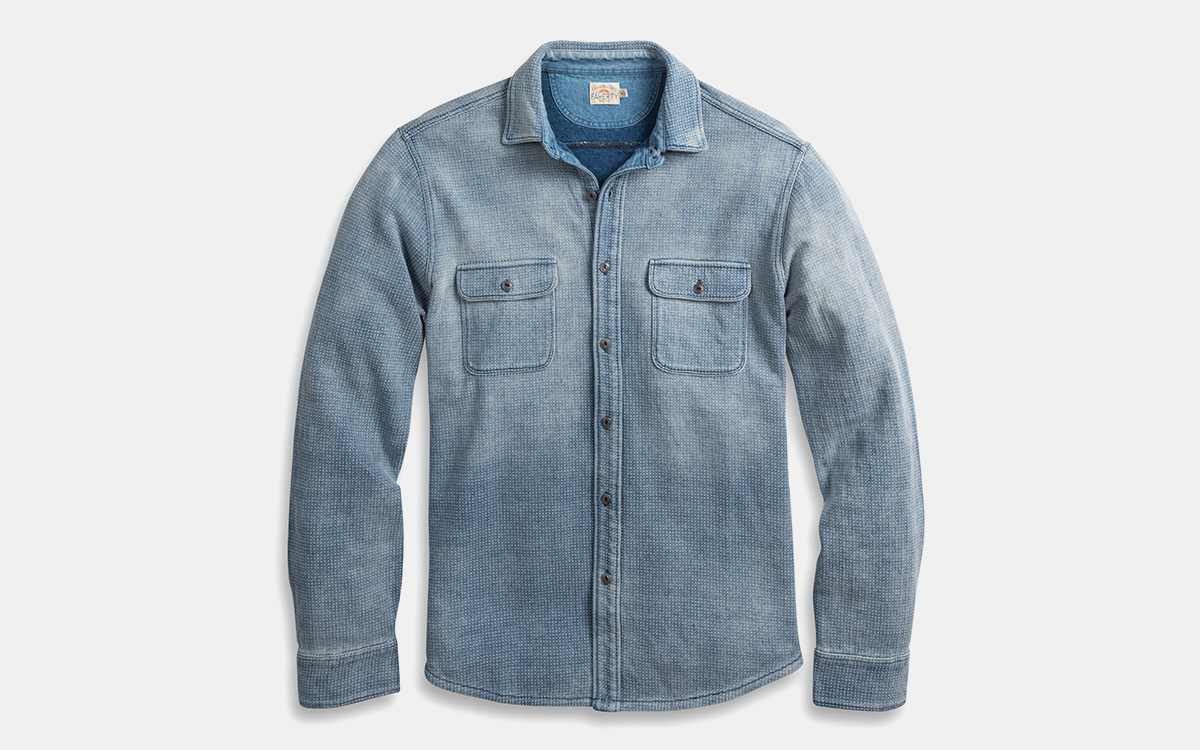 Faherty Brand Layering Pieces