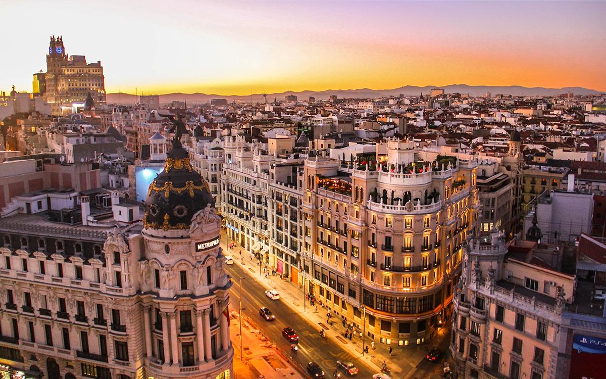 European Weekend Itineraries