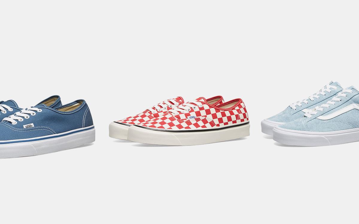vans sneakers for sale