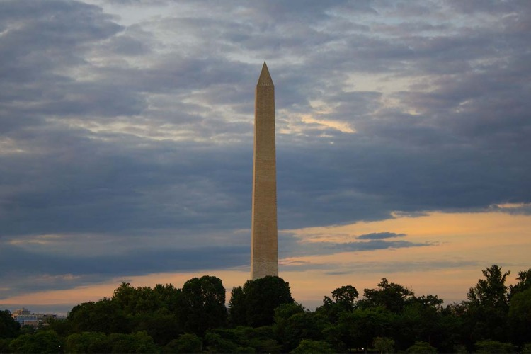 The Washington Monument Reopened Today With a Speedy Elevator - InsideHook