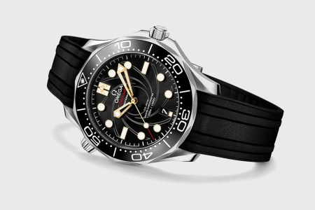 Omega Releases Limited-Edition James Bond Seamaster Filled With 007 Easter Eggs