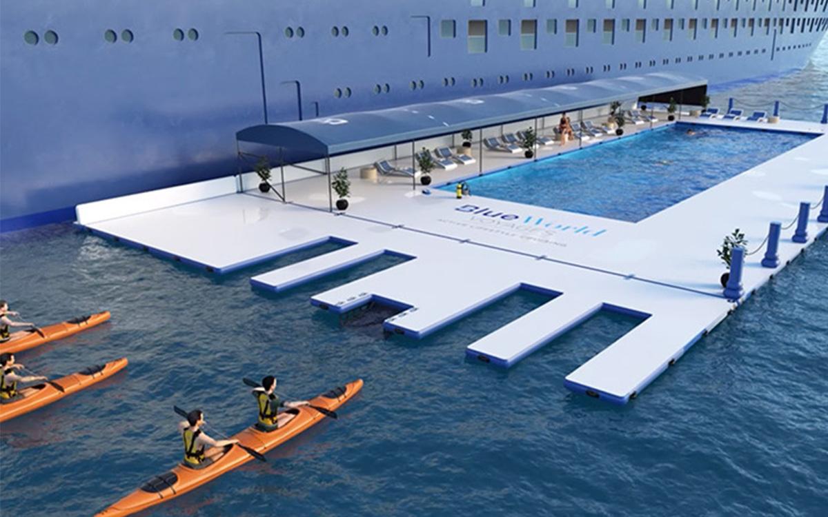 Blue World Voyages Fitness Cruise