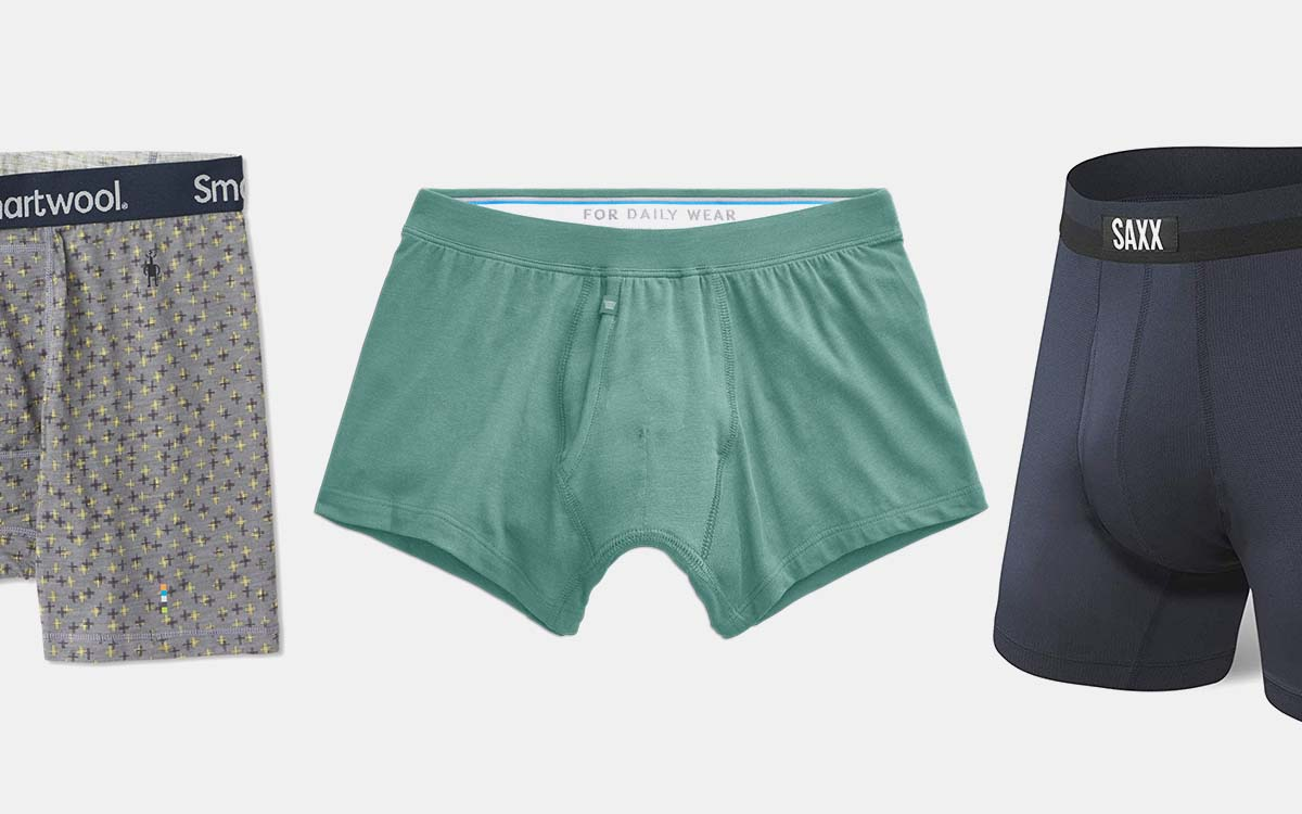 The Best Men's Underwear for Every Situation