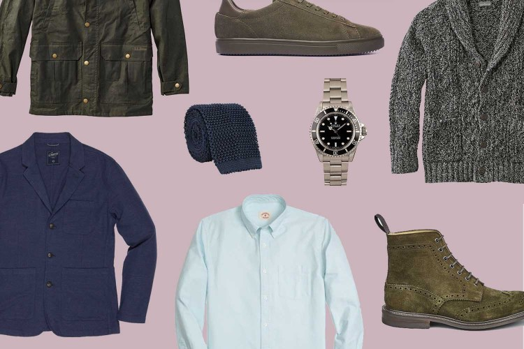 The 7 Fall Wardrobe Essentials Every Man Needs, On Two Different Budgets