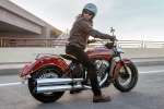 Indian Motorcycle 100th Anniversary Scout