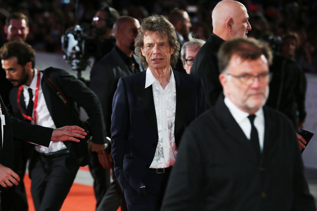 Mick Jagger Criticizes World Leaders Over Climate Change at