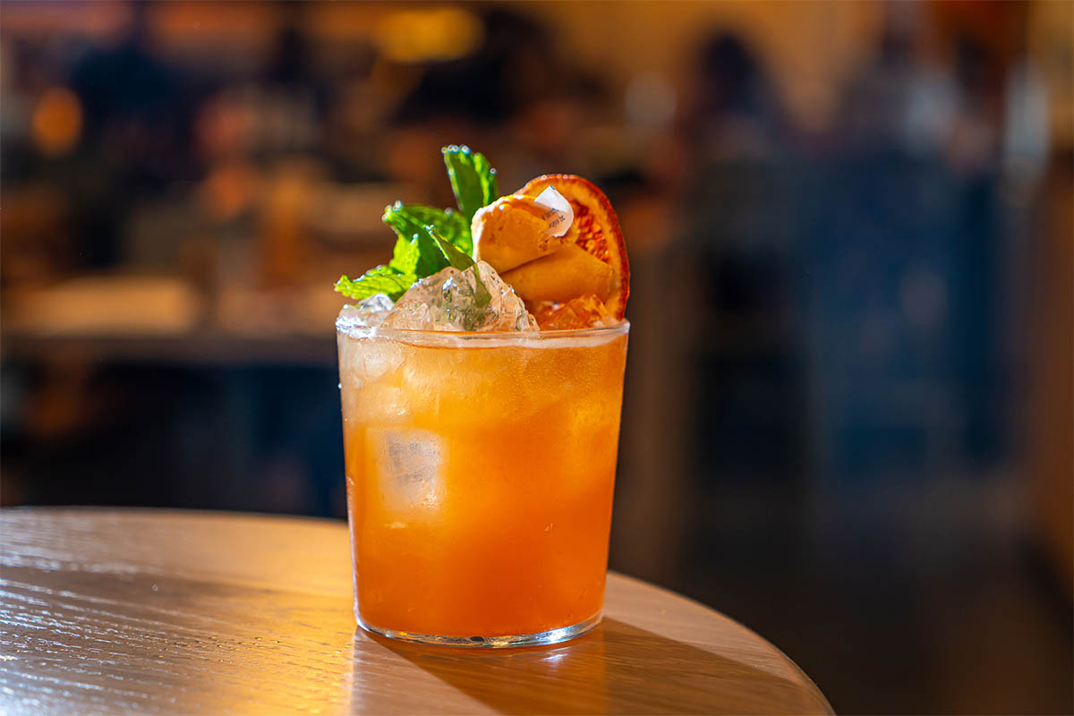 Five Star Mai Tai at Momofuku Noodle Bar Columbus Circle