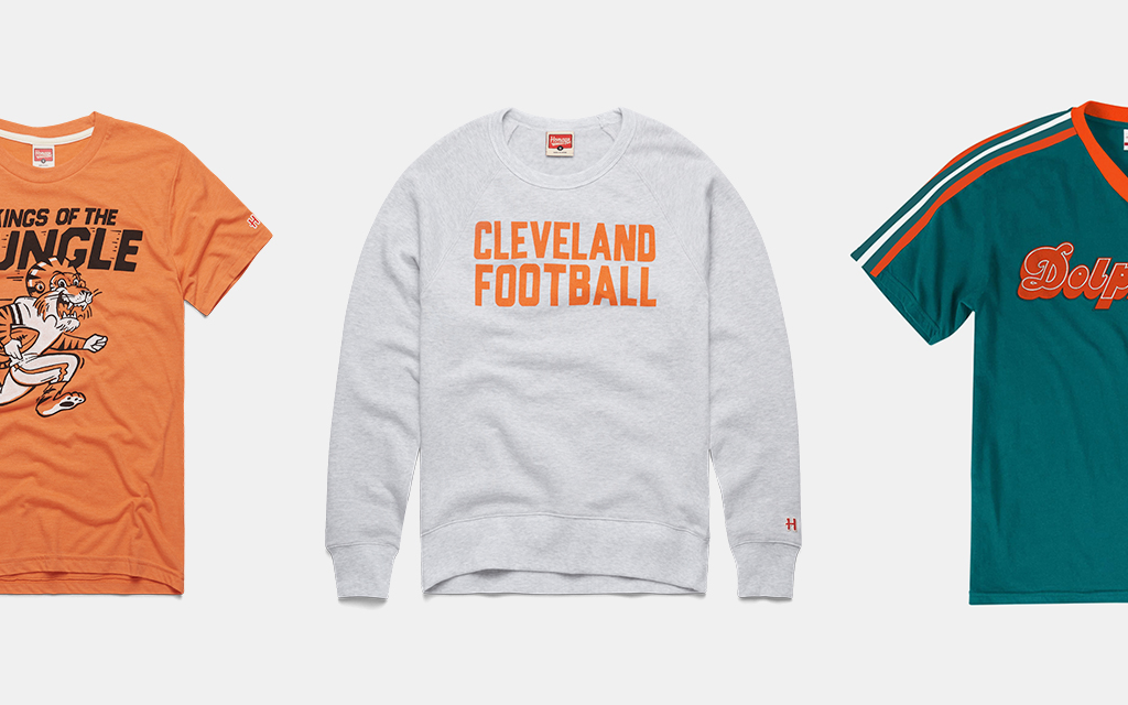 online store 64d3a f257d The Best Men's NFL Gear You Can Buy for All 32 Teams ...