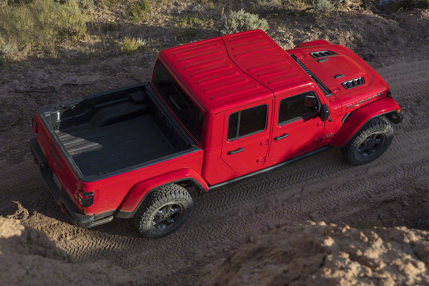 2020 Jeep Gladiator Pickup Truck