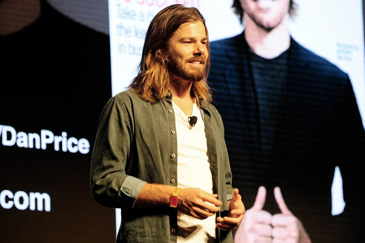 Entrepreneur Dan Price, CEO of Gravity Payments
