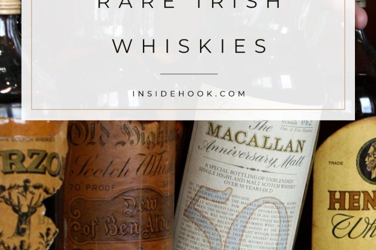 rare irish whiskies