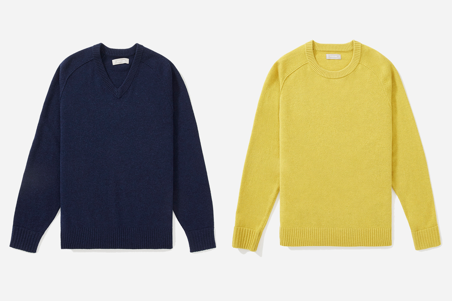 Everlane ReCashmere Recycled Cashmere Sweaters
