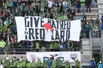 Seattle Sounders supporters