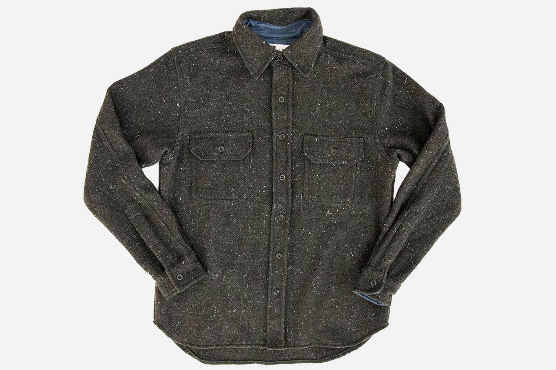 Faribault Woolen Mill Tellason Clampdown Work Shirt