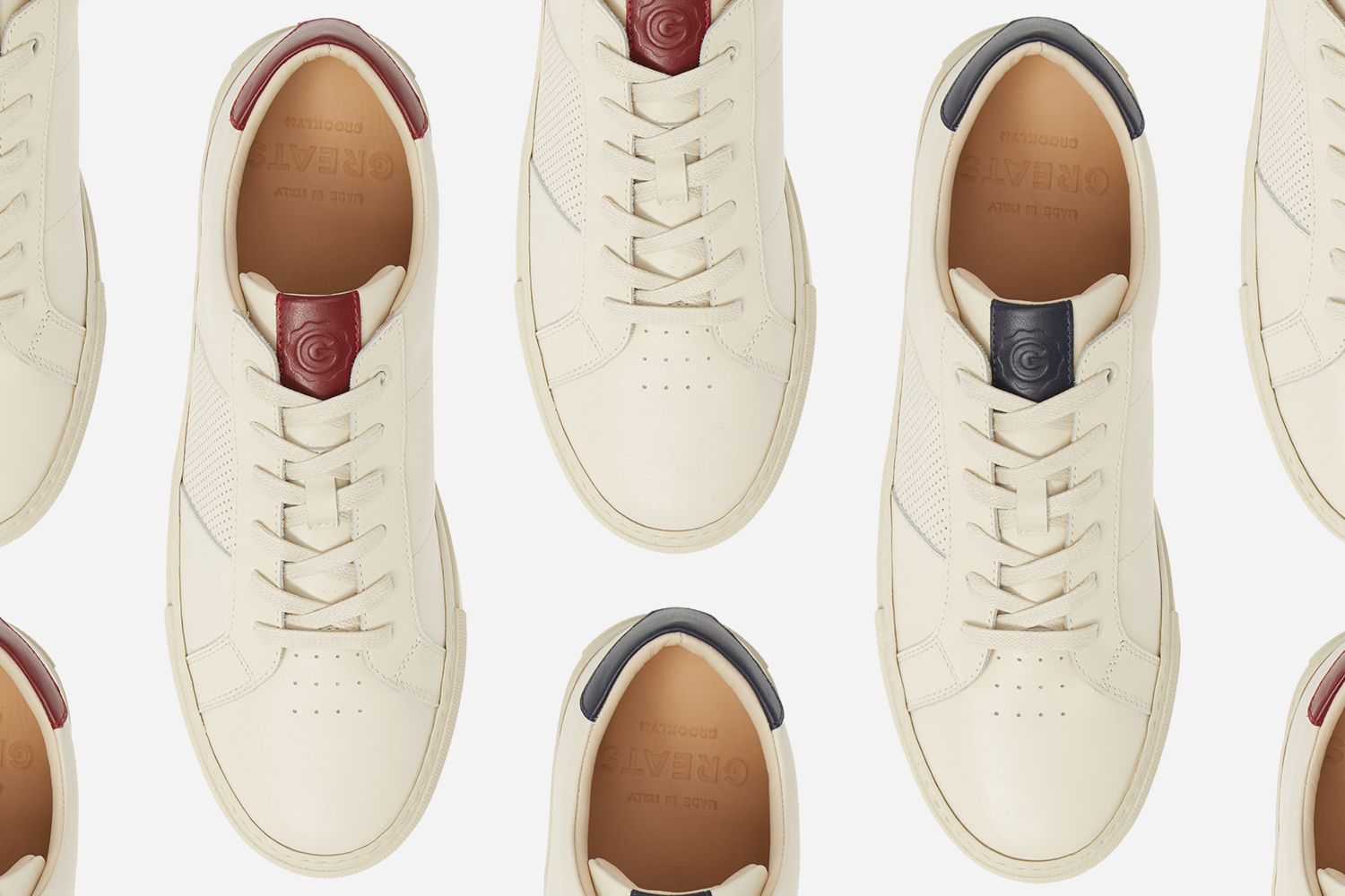 Greats' Italian Royale Sneakers Are 50