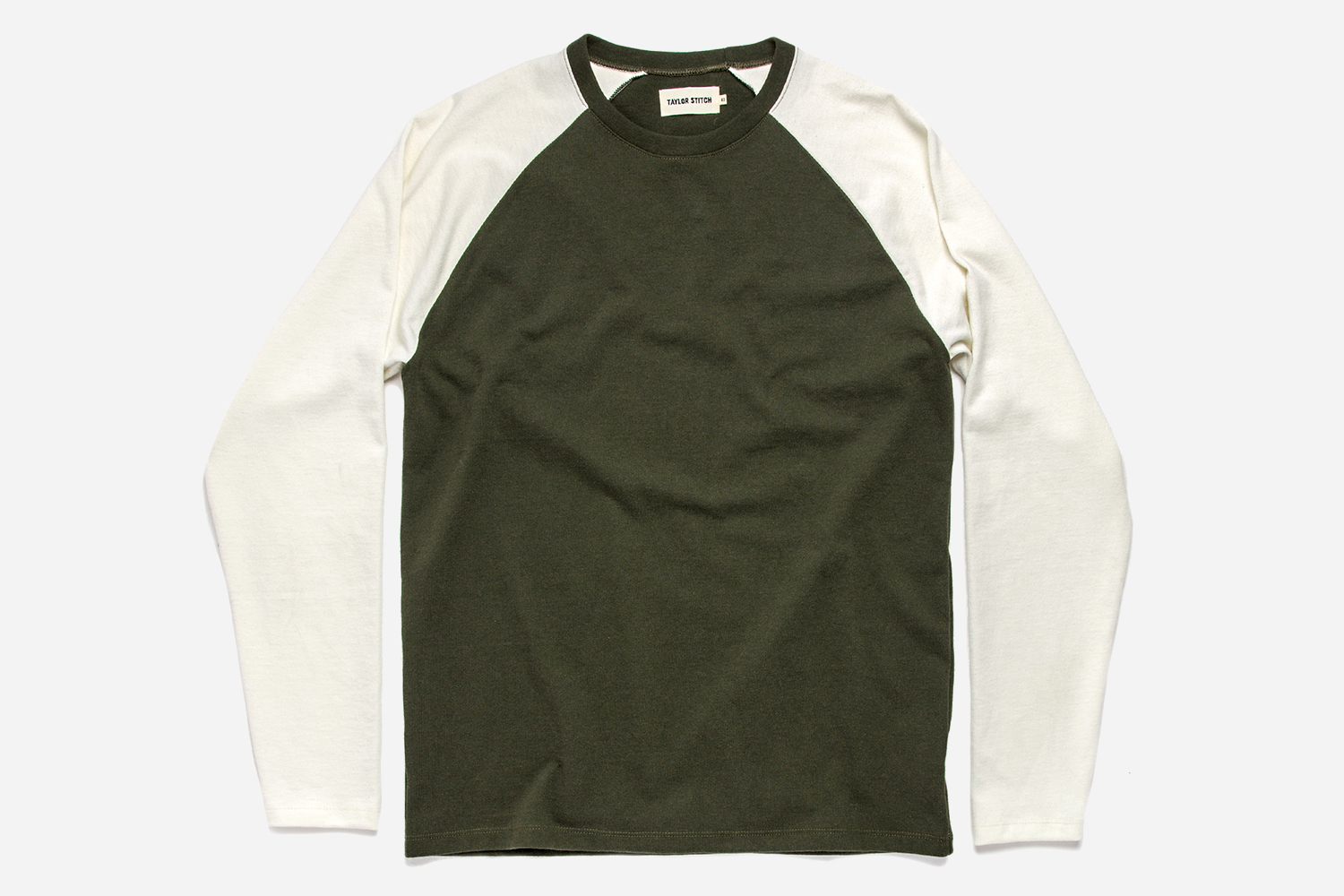 The Taylor Stitch Heavy Bag LS Tee on Sale at Huckberry