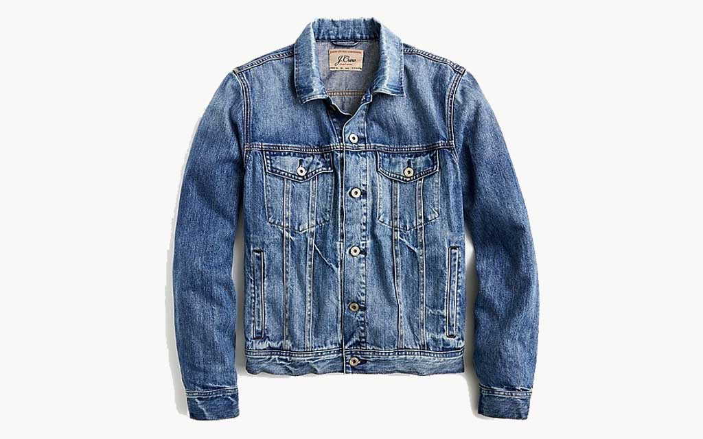 Pro-Tip: Women Will Like You More if You Wear a Denim Jacket (Says a Woman) - InsideHook
