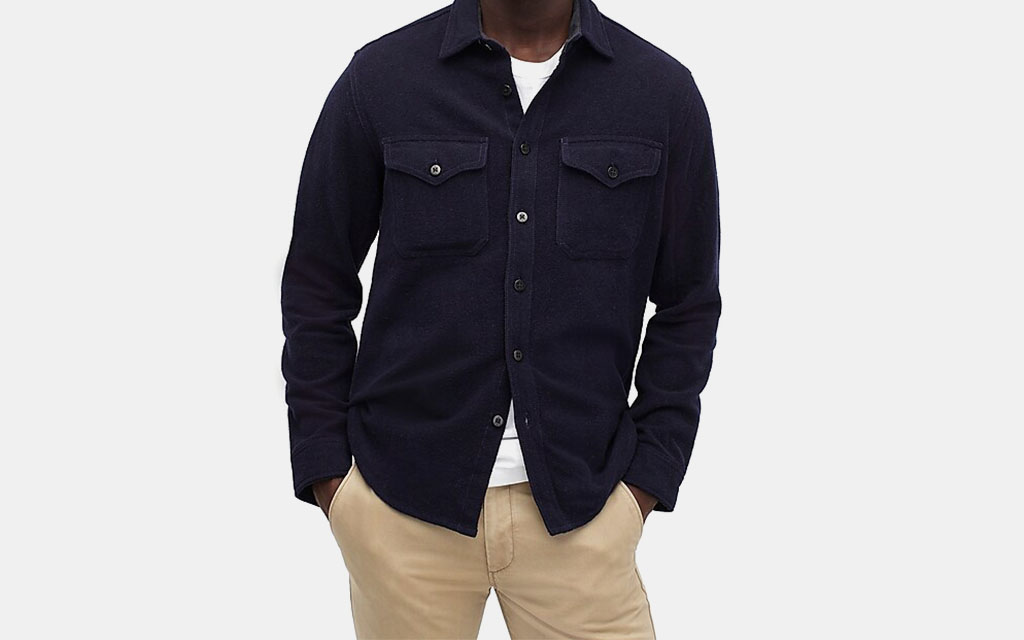 Take 40% Off a Variety of Wallace & Barnes Workwear at J.Crew