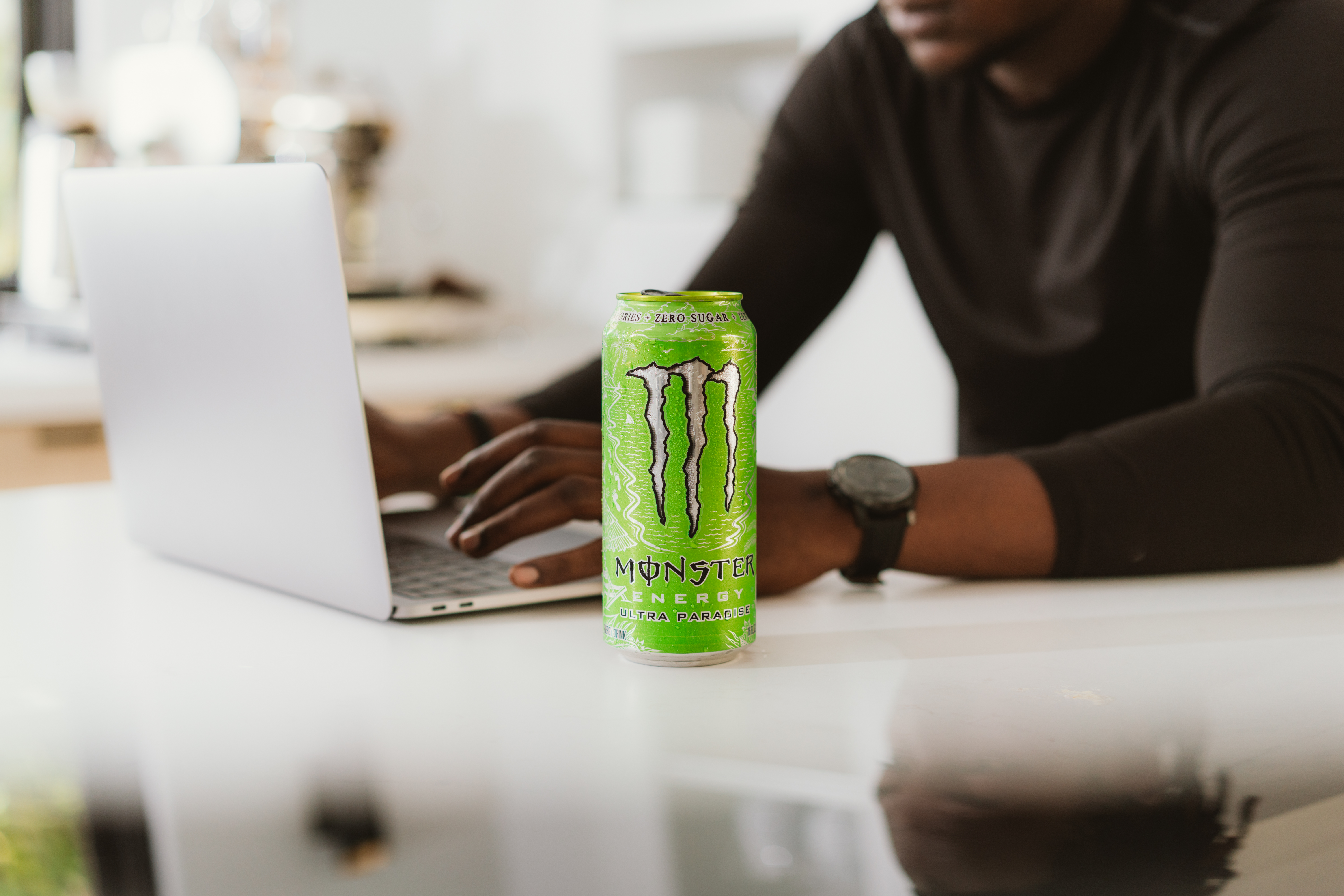 Monster Energy The Fully Optimized Day