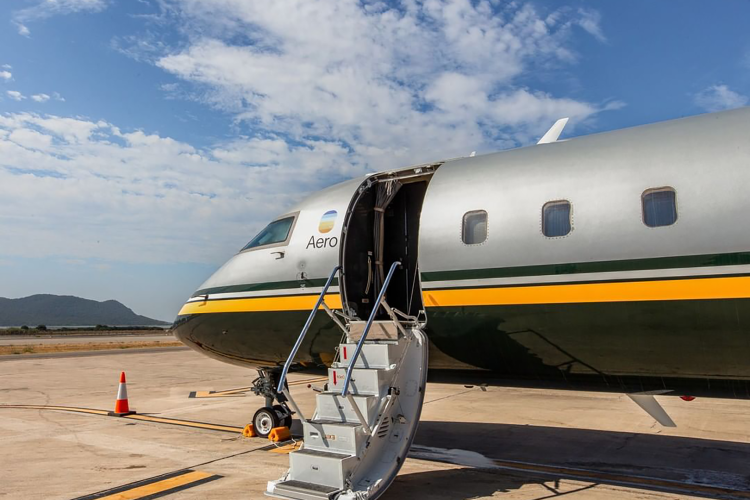 SF Startup Aero Offers Seats on Private Jets at Business Class Price
