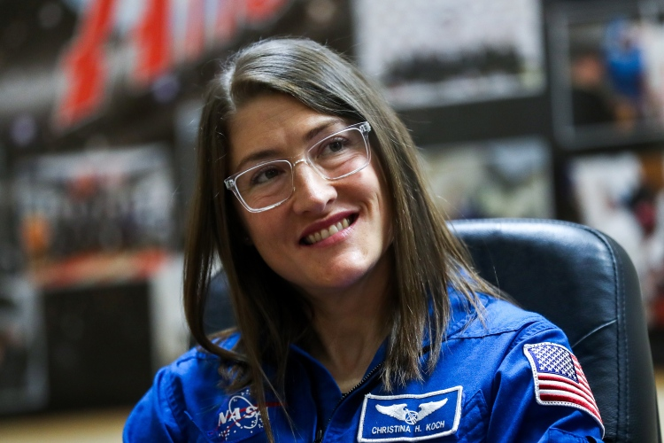 The First All-Female Space Walk Is Finally Happening