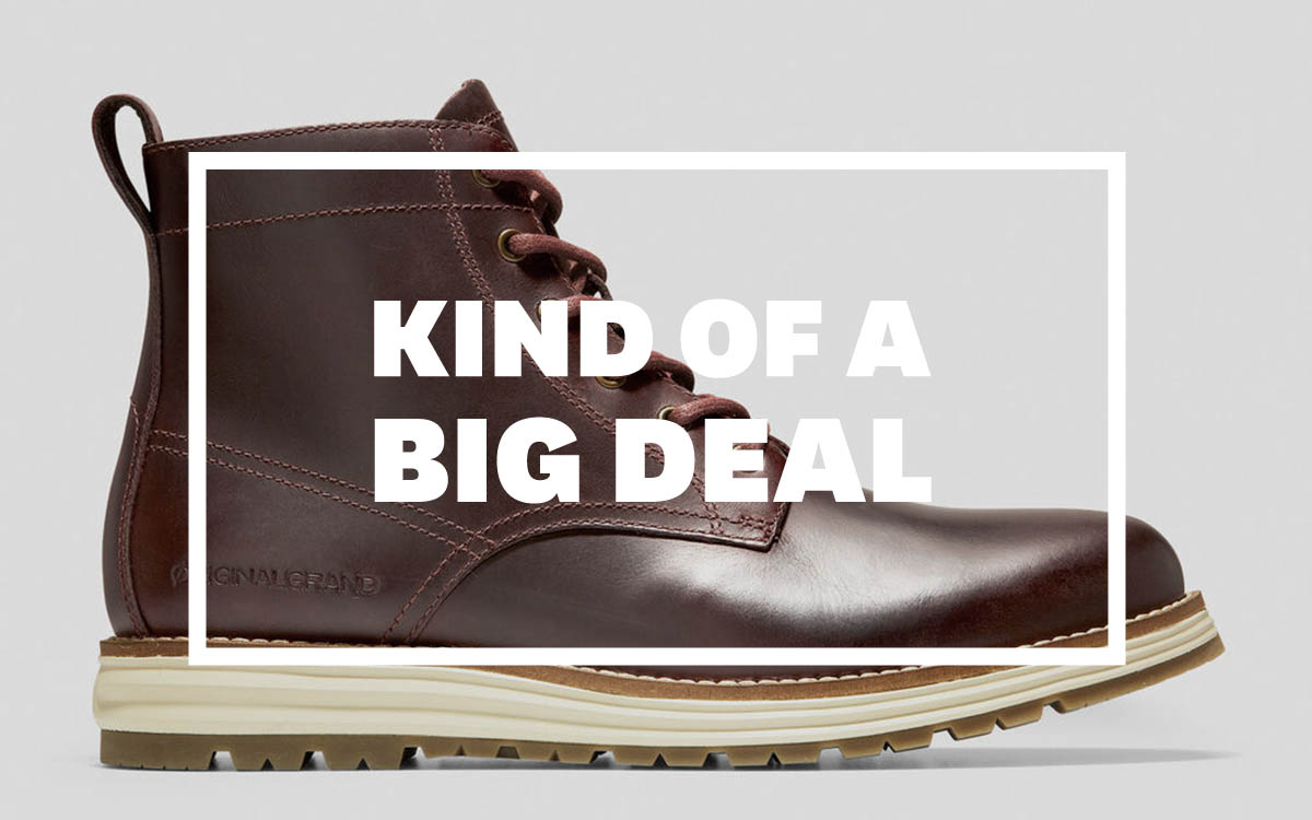 Cole Haan Semi-Annual Event Is Your