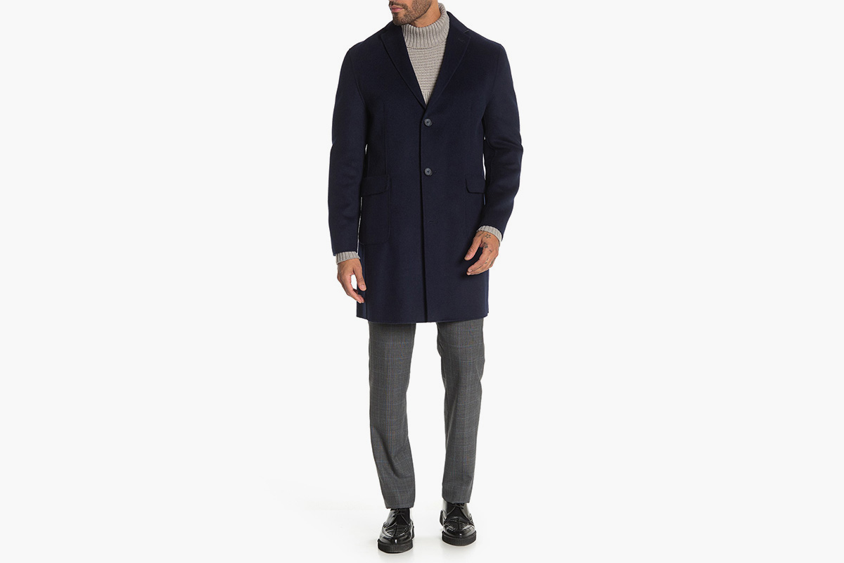 Deal: It's Overcoat Season, And Nordstrom Rack's Offering Up a Huge Sale