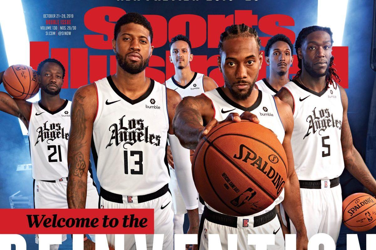 LA Clippers Reveal New City Edition Uniforms
