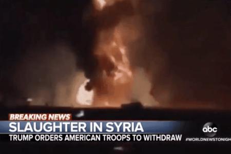 ABC News Broadcasts Fake Syria Bombing