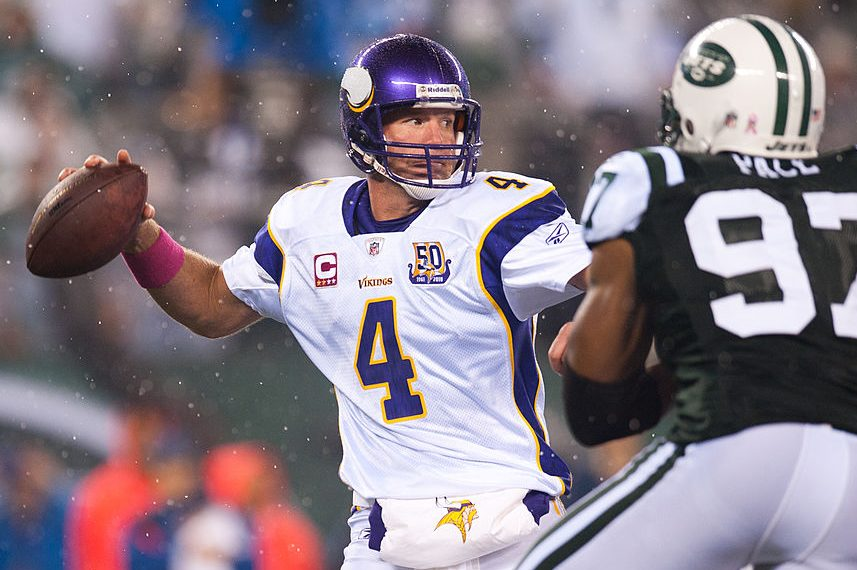Brett Favre Worried He Played Football Too Long