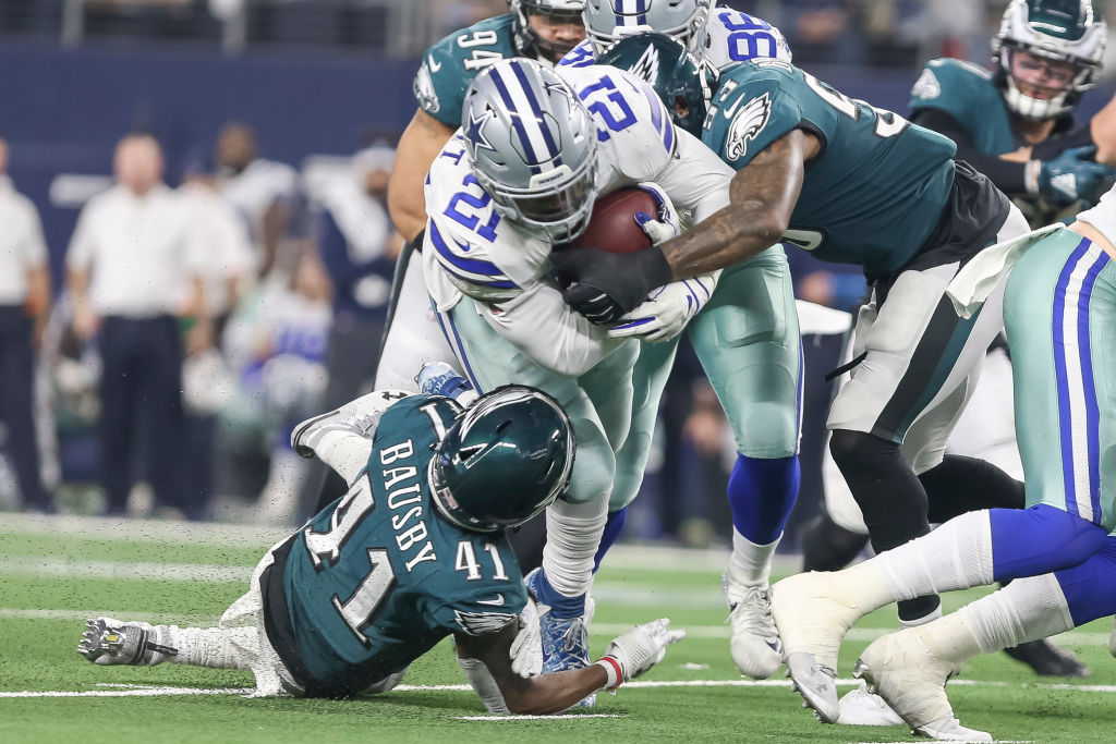 How to Bet Week 7's Best NFL Games, Including Texans/Colts and Eagles/Cowboys