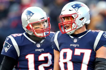 Tom Brady Won't Ask Rob Gronkowski to Return to Patriots