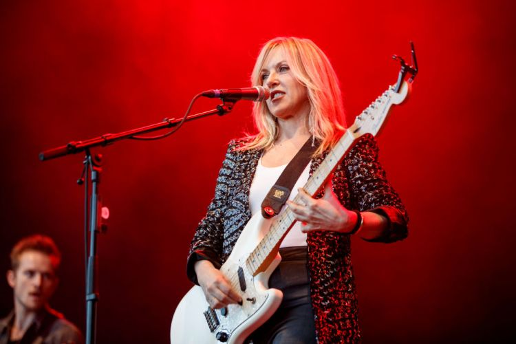 Liz Phair performs in concert during Primavera Sound on May 31, 2019 in Barcelona, Spain.  (Photo by Xavi Torrent/WireImage)