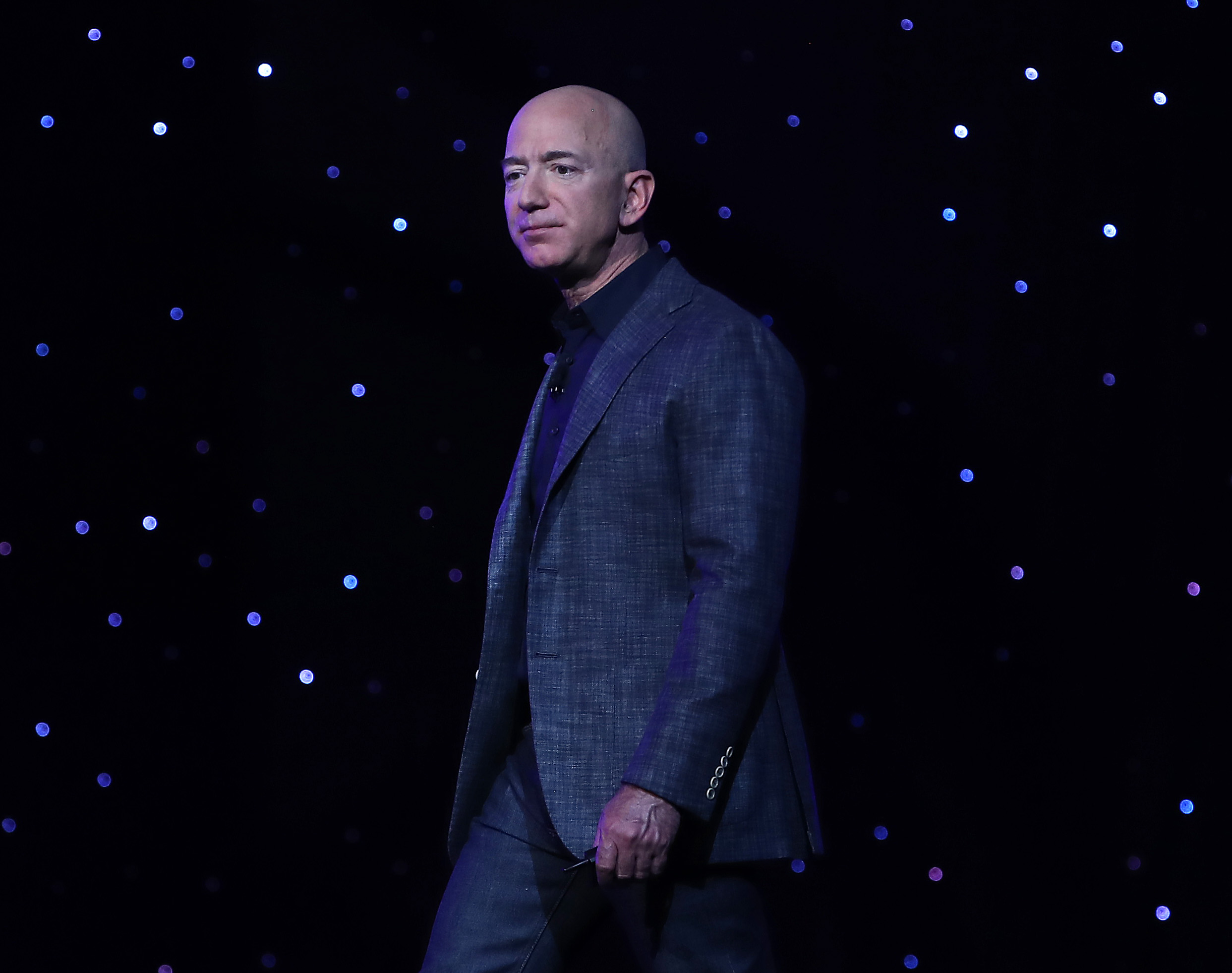 Elon Musk, Jeff Bezos and the Race to Own Space