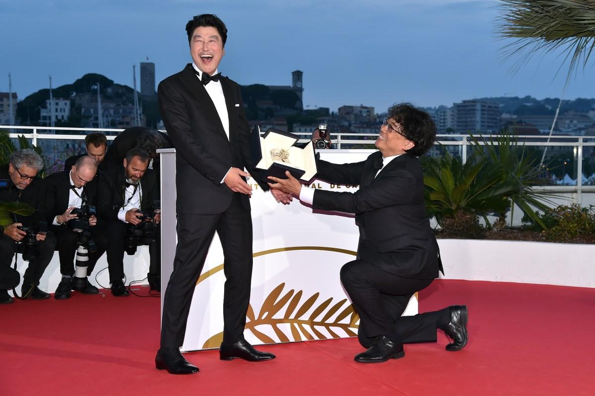 Song Kang Ho On How Parasite Shook Up The Film World In 2019 Insidehook
