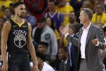 Steve Kerr Updates Klay Thompson's Return From Injury
