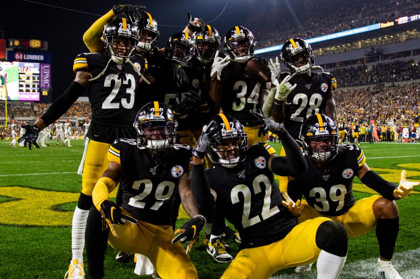 Steelers Save Season With 27-3 Monday Night Football Win ...Steelers