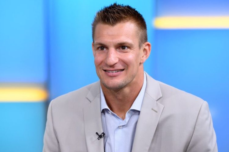 """Rob Gronkowski Says """"Big Announcement"""" Coming on Tuesday - InsideHook"""