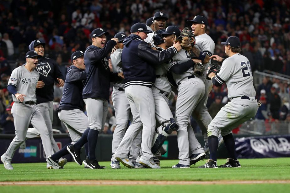 MLB Playoffs: Yanks Sweep As Nationals and Cardinals Force Game 5s