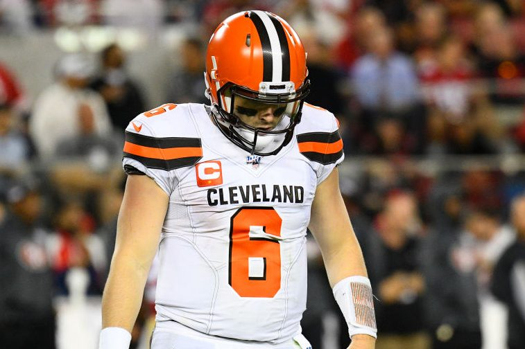 "Baker Mayfield Mocked As Browns Are Embarrassed by 49ers on ""MNF"""
