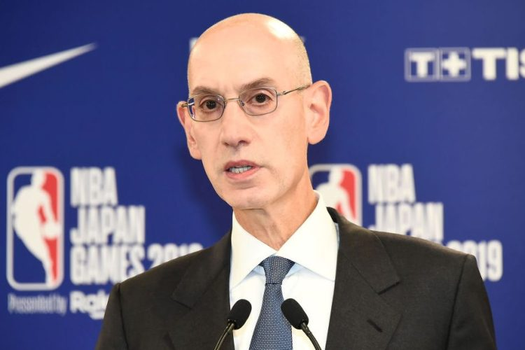 Report: NBA Salary Cap Could Drop Due to China Situation