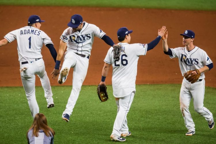 Rays Beat Astros, Justin Verlander to Force Game 5 in ALDS