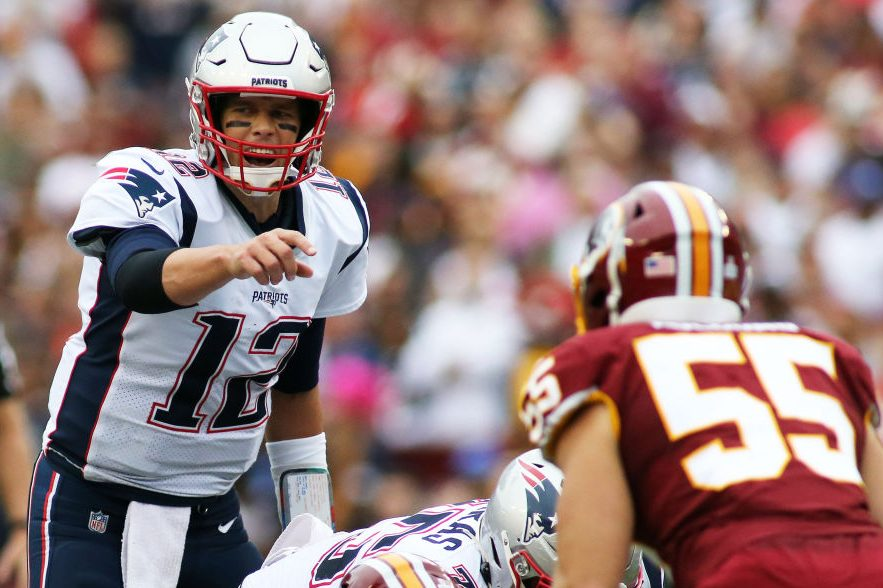 Historically Easy Schedule For Patriots Has Aided New England's 5-0 Start