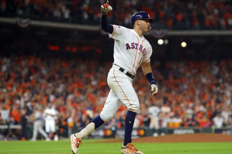 Astros Even ALCS With Yankees on Walk-Off Home Run in 11th Inning